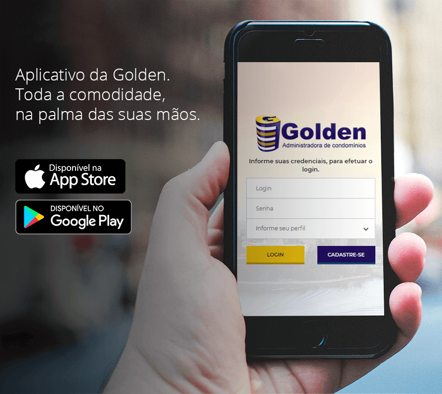 Aplicativo GOLDEN